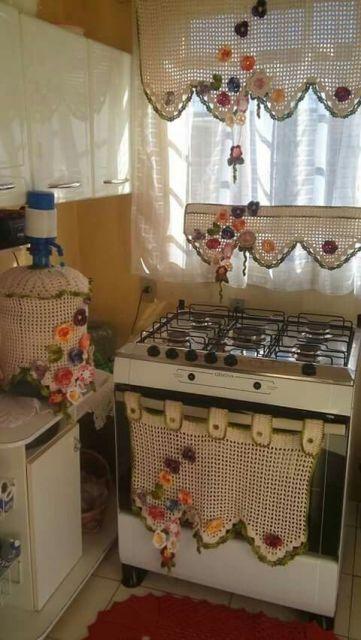 conjunto cozinha