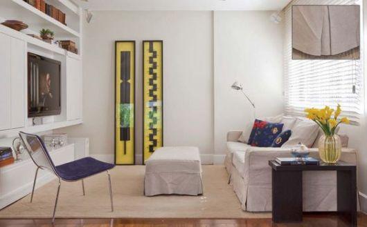 decoração sala
