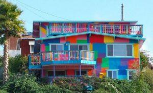 casas feias coloridíssima