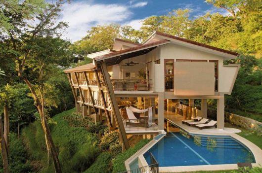 casas-na-floresta-moderna-luxo