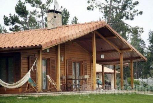 Casas na ro a rurais 40 projetos simples lindos e for Pavimentos roca