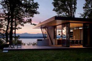 casas no lago estilosa