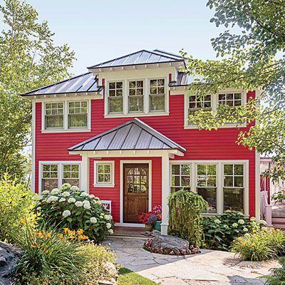 casas-vermelhas-fachada-pre-fabricada