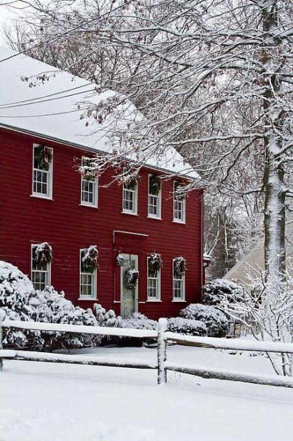 casas-vermelhas-neve