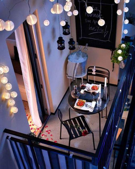 decoracao-com-pisca-pisca-jantar-romantico