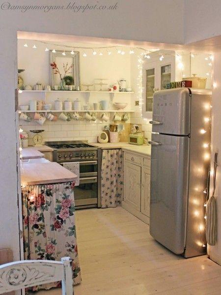 decoracao-com-pisca-pisca-na-cozinha
