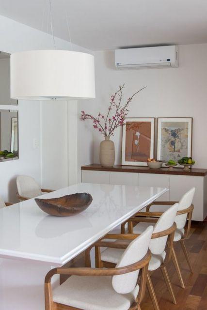 decoracao-de-aparador-classico-apartamento