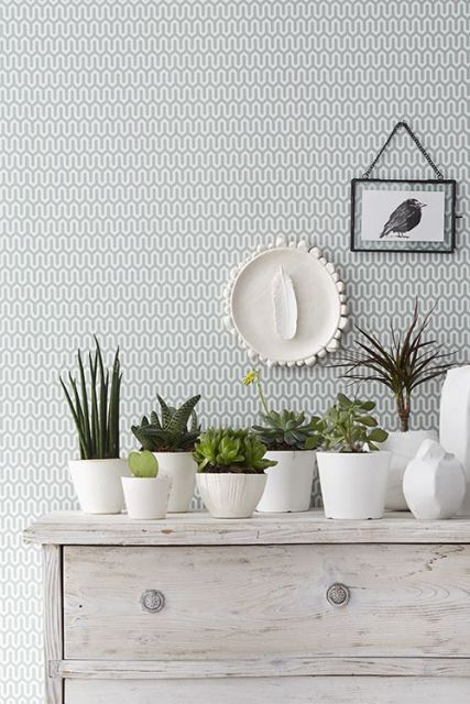 decoracao-de-aparador-classico-plantas