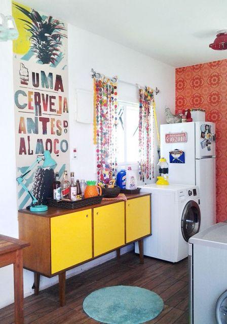 decoracao-de-aparador-cozinha