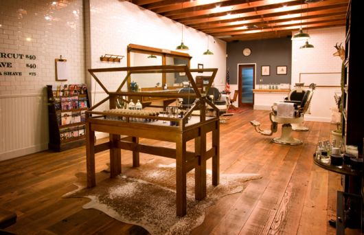 decoracao-de-barbearia-rustic
