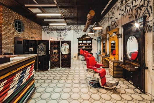 decoracao-de-barbearia-rustica