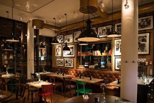 Decora o de bar estilos e 48 inspira es de como decorar o espa o - Como decorar un bar pequeno ...