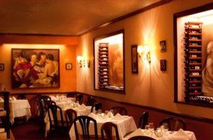 decoração de restaurantes com comida italiana