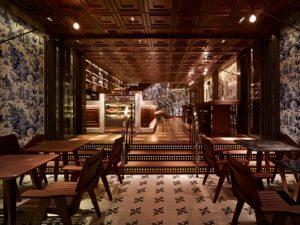 decoração de restaurantes estilo rústico