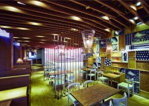 decoração de restaurantes estilo japones
