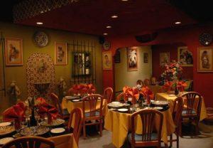 decoração de restaurantes mexicanos