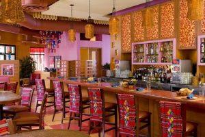 decoração de restaurantes estilo mexicano