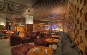fotografias de decoração de restaurantes