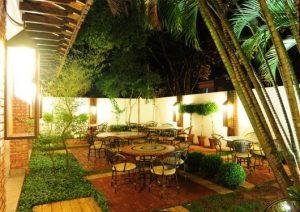 decoração de restaurantes com espaço reduzido