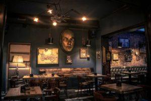 decoração de restaurantes com elementos rústicos