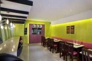 decoração de restaurantes pequenos