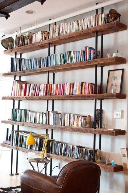 estante-de-madeira-livros