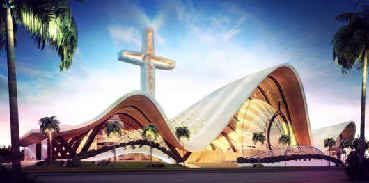 fachadas-de-igrejas-evangelicas-mexico