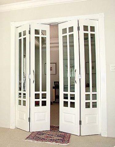 porta quadriculada