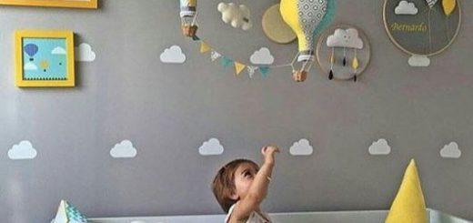 quarto-de-bebe-cinza-com-nuvens