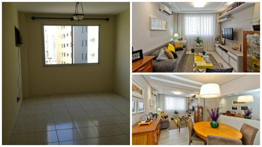 reforma sala apartamento