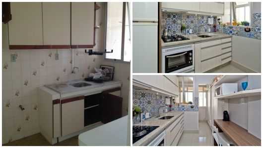cozinha antiga apartamento