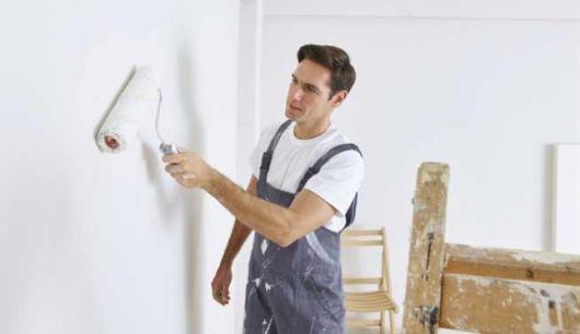 como pintar parede