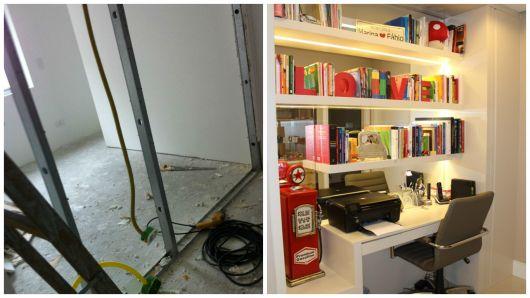 home office apartamento