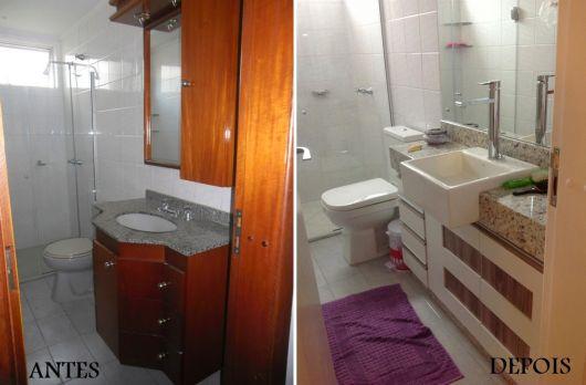 móvel banheiro