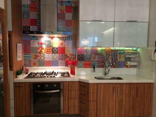 adesivo azulejo hidráulico