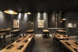 decoração de restaurantes japones moderno