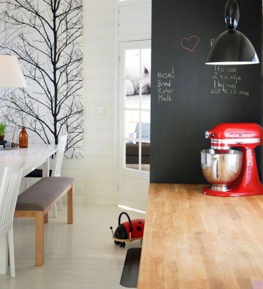 Aparador Espelhado Bronze ~ Adesivo para Cozinha Estilos, como decorar e + de 50