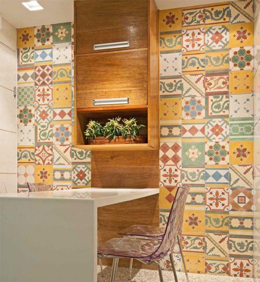 adesivo-para-cozinha-ladrilho-parede-mesa