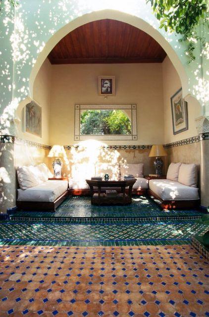sala árabe