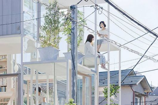 casa japão