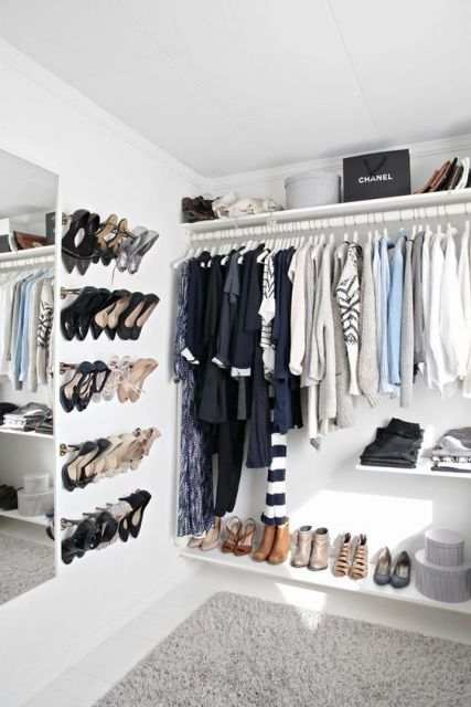 closet barato e simples