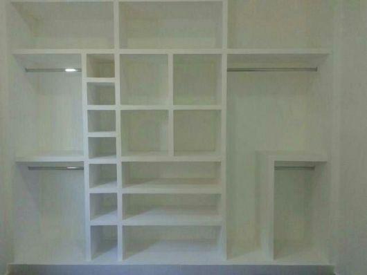 divisórias closet