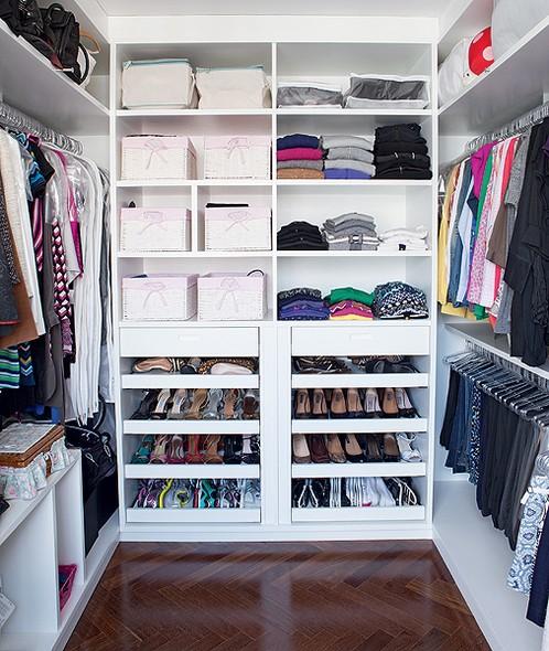 Closet de gesso vantagens e desvantagens e 41 fotos e for Modelos de closets