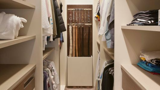 modelo closet masculino