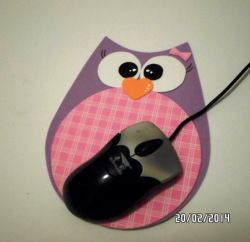 mousepad simples