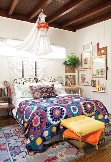 almofada futon decoração
