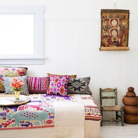 almofadas indianas