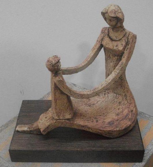 esculturas-de-argila-ideias