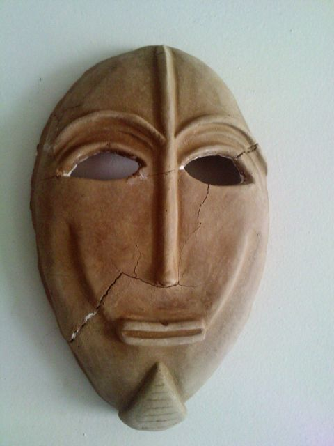 esculturas-de-argila-mascara