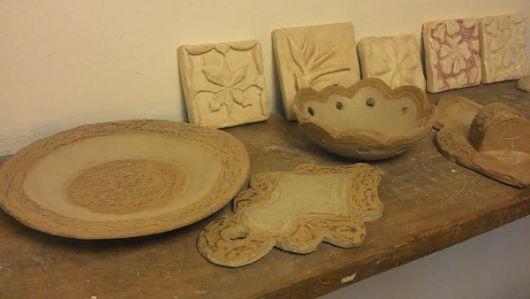 esculturas-de-argila-utensilios
